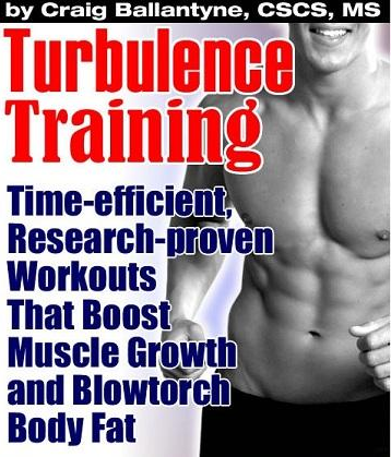 Turbulence Training Review Pic - Guy Running